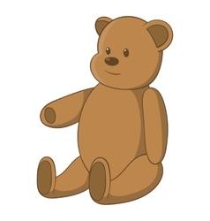 Bear icon cartoon style vector image