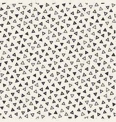 seamless chaotic patterns randomly scattered vector image