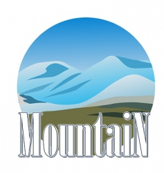 mounting icon vector image vector image