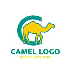 Camel logo-5 vector