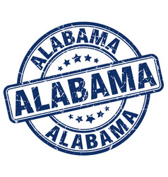 Alabama stamp vector