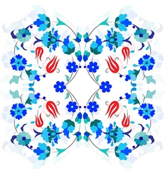 Artistic ottoman pattern series thirty four vector