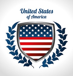 USA design vector