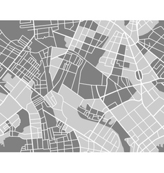 grey map seamless vector image