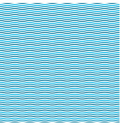 seamless wave texture vector image