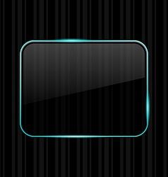 Transparent frame vector