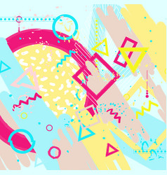 universal abstract background vector image vector image