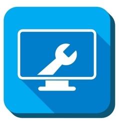 Desktop Options Icon vector