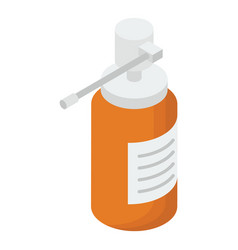Inhaler pump vector