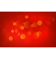 Red abstraction vector image