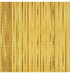 Christmas gold shiny background vector image