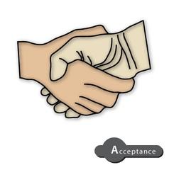 Acceptance vector