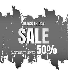 black friday design background13 vector image