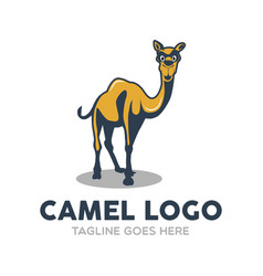 Camel logo-10 vector