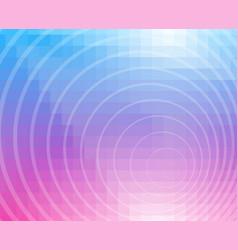 purple blue grid mosaic background creative vector image