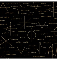 Abstract math vector image
