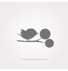 bird icon bird icon bird icon picture vector image