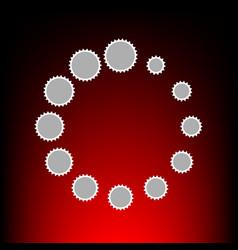 Circular loading vector