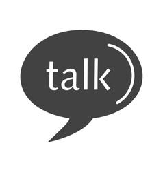 Google Talk vector image
