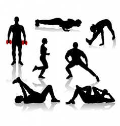 exercise2 vector image