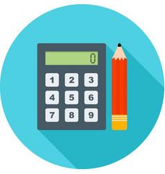 Budget calculations vector