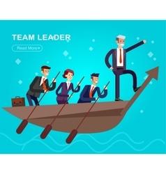 Business team presentation vector