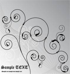 ornate vector image