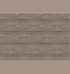 seamless pattern of old wooden boards vector image