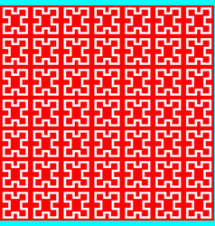 squares pattern background vector image