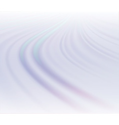 Wave blue background vector image vector image