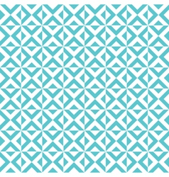 Tile cross pattern background vector