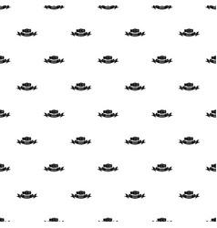 Buckle modern pattern seamless vector