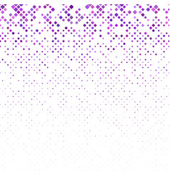 geometric rounded square pattern background vector image