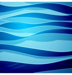 Blue vertical lines abstraction vector image