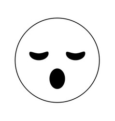 Sleepy Emoji Vector Images (over 300)