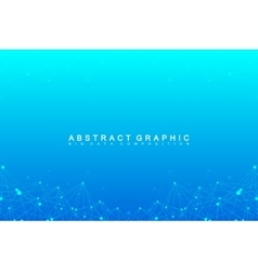 Graphic abstract background communication Big vector image