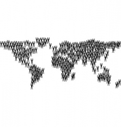 international business background vector image