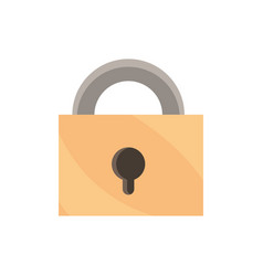Security office work business equipment icon vector