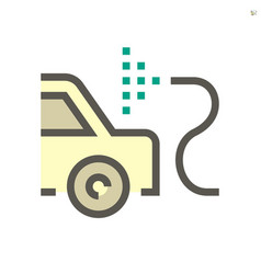 car washing icon design 48x48 pixel perfect and vector image