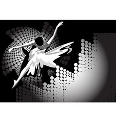 Ballet vector
