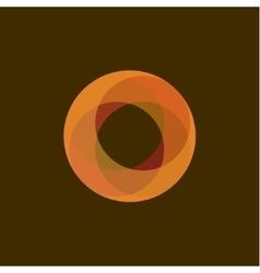 Fireball Abstract for business logo vector