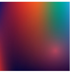 Abstract background multicolor gradient blurred vector