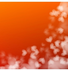 Abstract background to the Valentines day EPS 10 vector image
