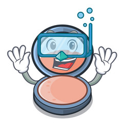 Diving blosh on in the shape character vector