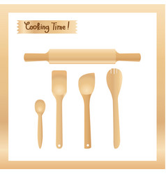 Kitchen utensils 001 vector