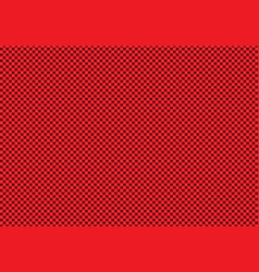 Red weave texture background pattern vector