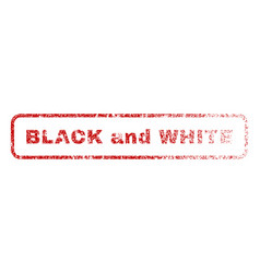 black and white rubber stamp vector image
