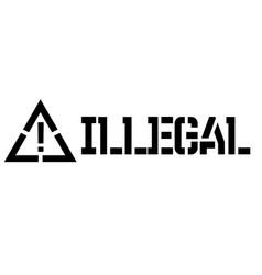 Illegal label vector