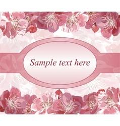 Invitation for wedding shower baevent special o vector