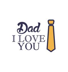 Work father day badge sticker logo icon design vector